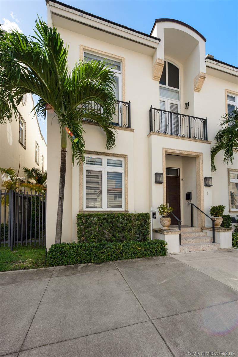 550  Valencia Ave #1 For Sale A10727659, FL