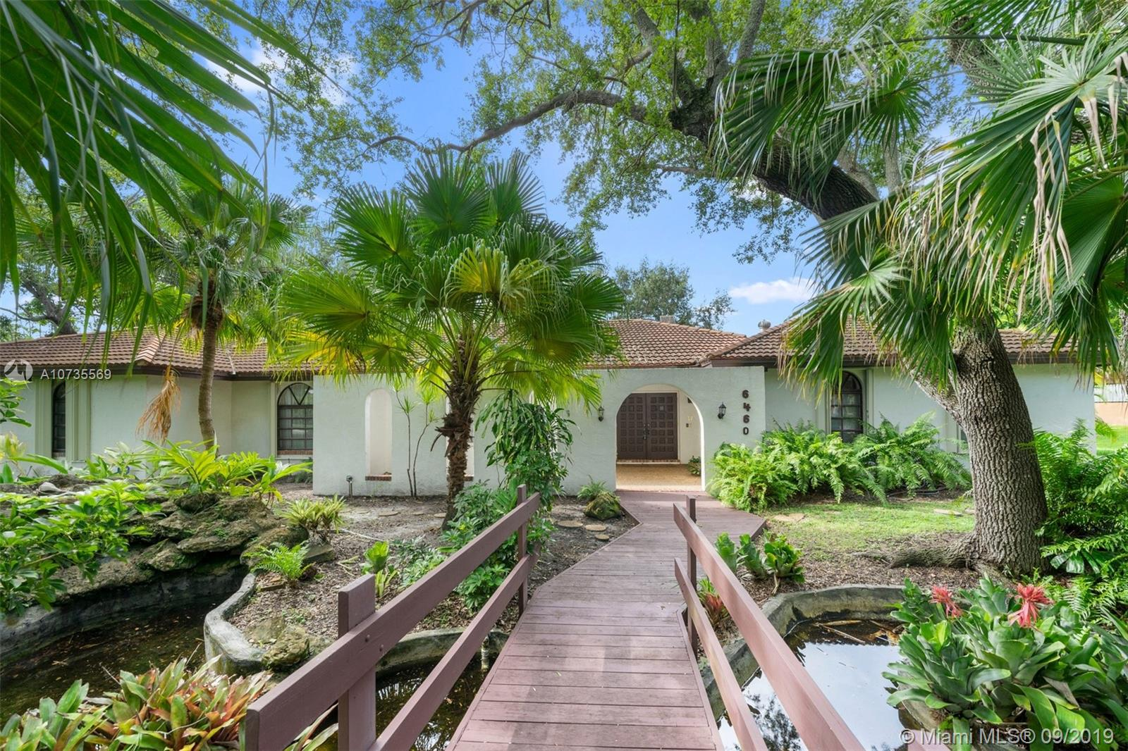 6460 S W 131st St  For Sale A10735569, FL