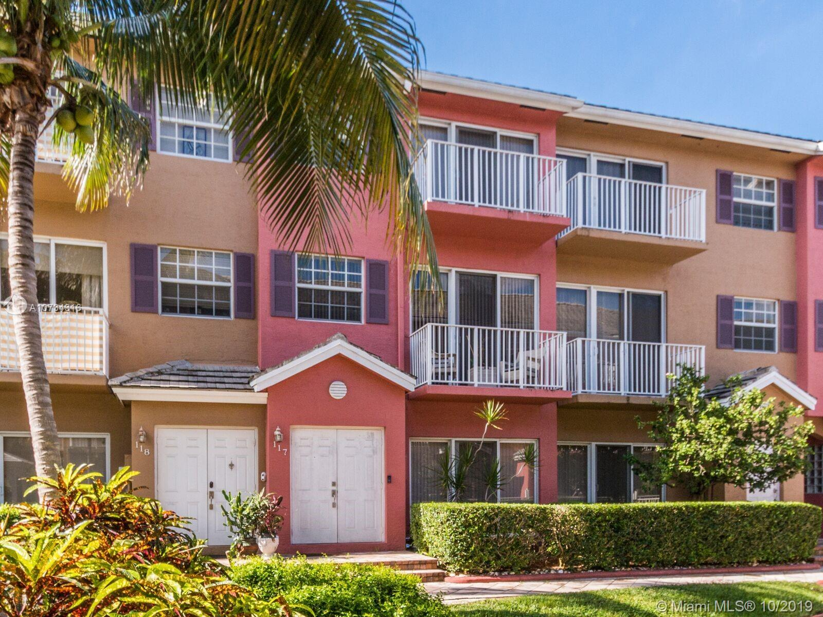 Beautiful 3 bed 3.5 bath townhouse located in the heart of Wilton Manors. Home features updated kitchen with granite counter and S.S. Appliances.  Entry level includes guest bedroom/bathroom. Main floor is very spacious & open perfect for entertaining. Master bedroom features large walk in closet. 2 car garage allows for ample parking & storage. Additional parking in front. Walking distance to Wilton Drive, shopping, restaurants & night life.  Easy to show, call today!