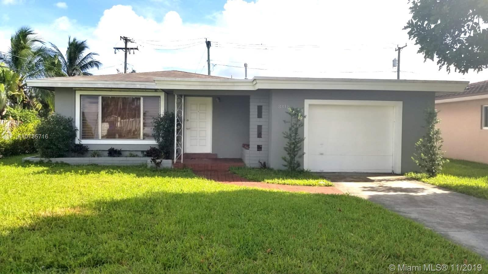 3318  Arthur St  For Sale A10735716, FL