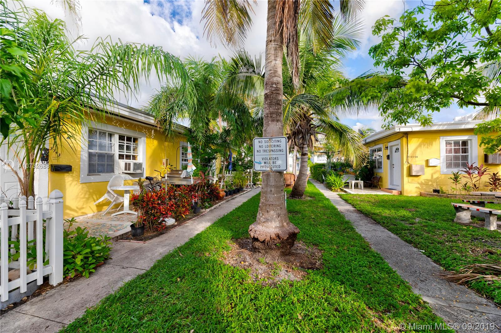 7741  Hawthorne Ave  For Sale A10732688, FL