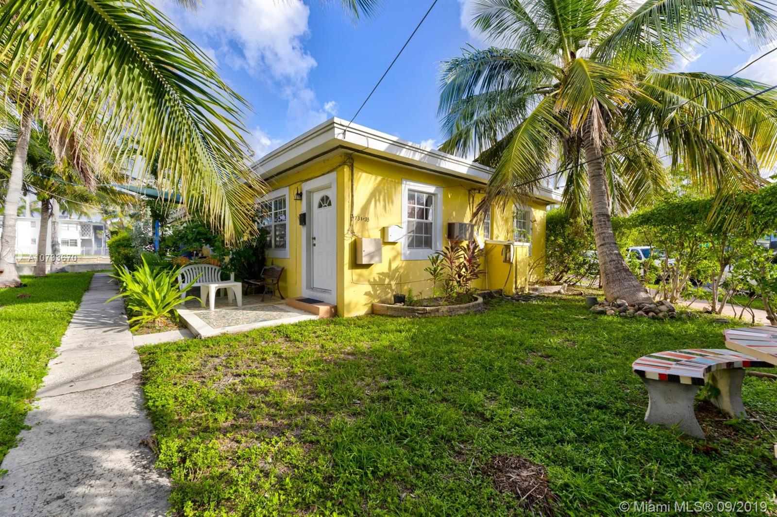 7735  Hawthorne Ave  For Sale A10733670, FL