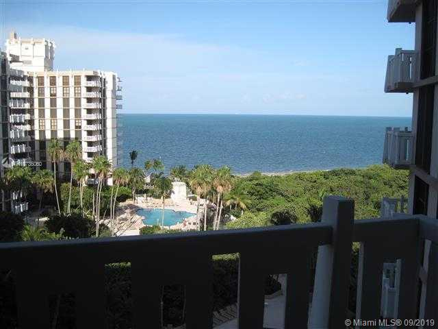 1121  Crandon Blvd #D906 For Sale A10736060, FL