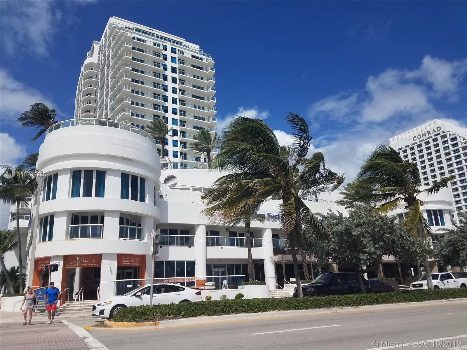 505 N Fort Lauderdale Beach Blvd #2006 For Sale A10736265, FL