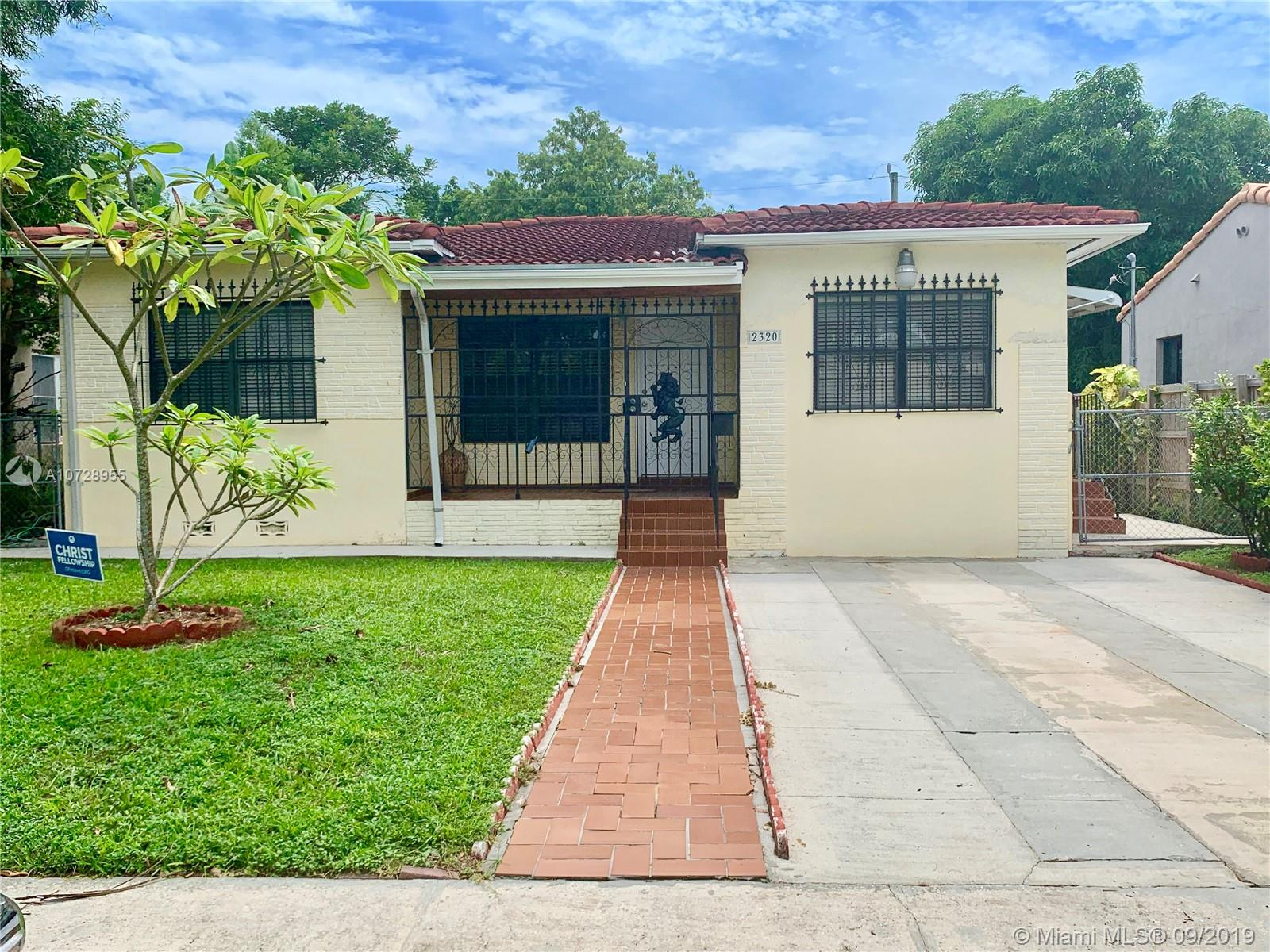 2320 SW 11th Ter #2320 For Sale A10728955, FL