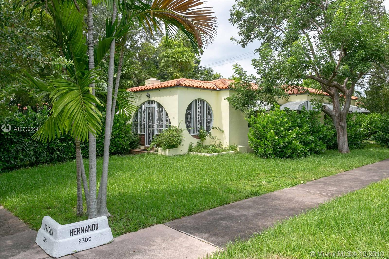 501  Aragon Ave  For Sale A10732594, FL