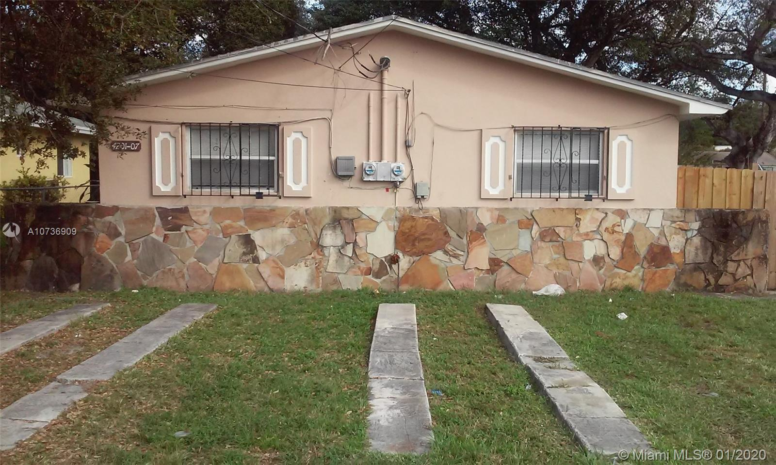 4201 NW 22nd Ct  For Sale A10736909, FL
