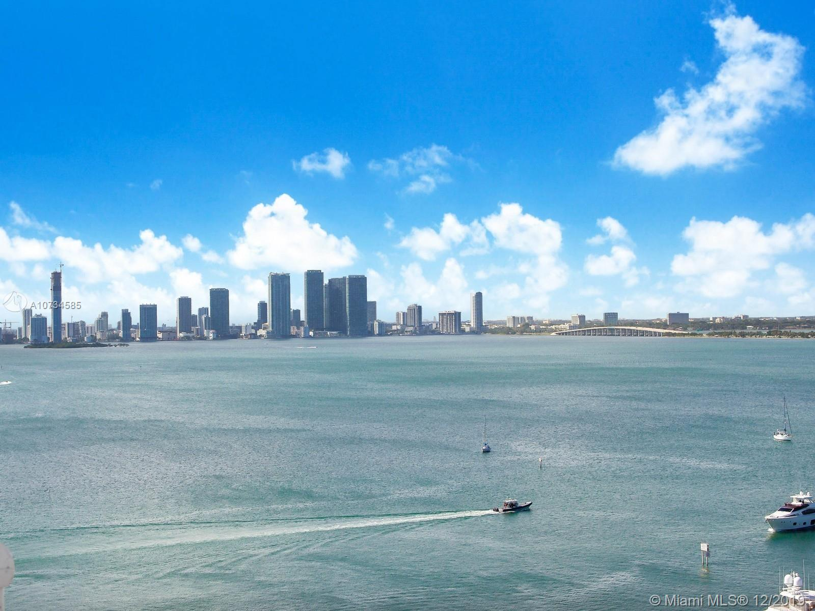 1800  Sunset Harbour Dr #1815 For Sale A10734585, FL