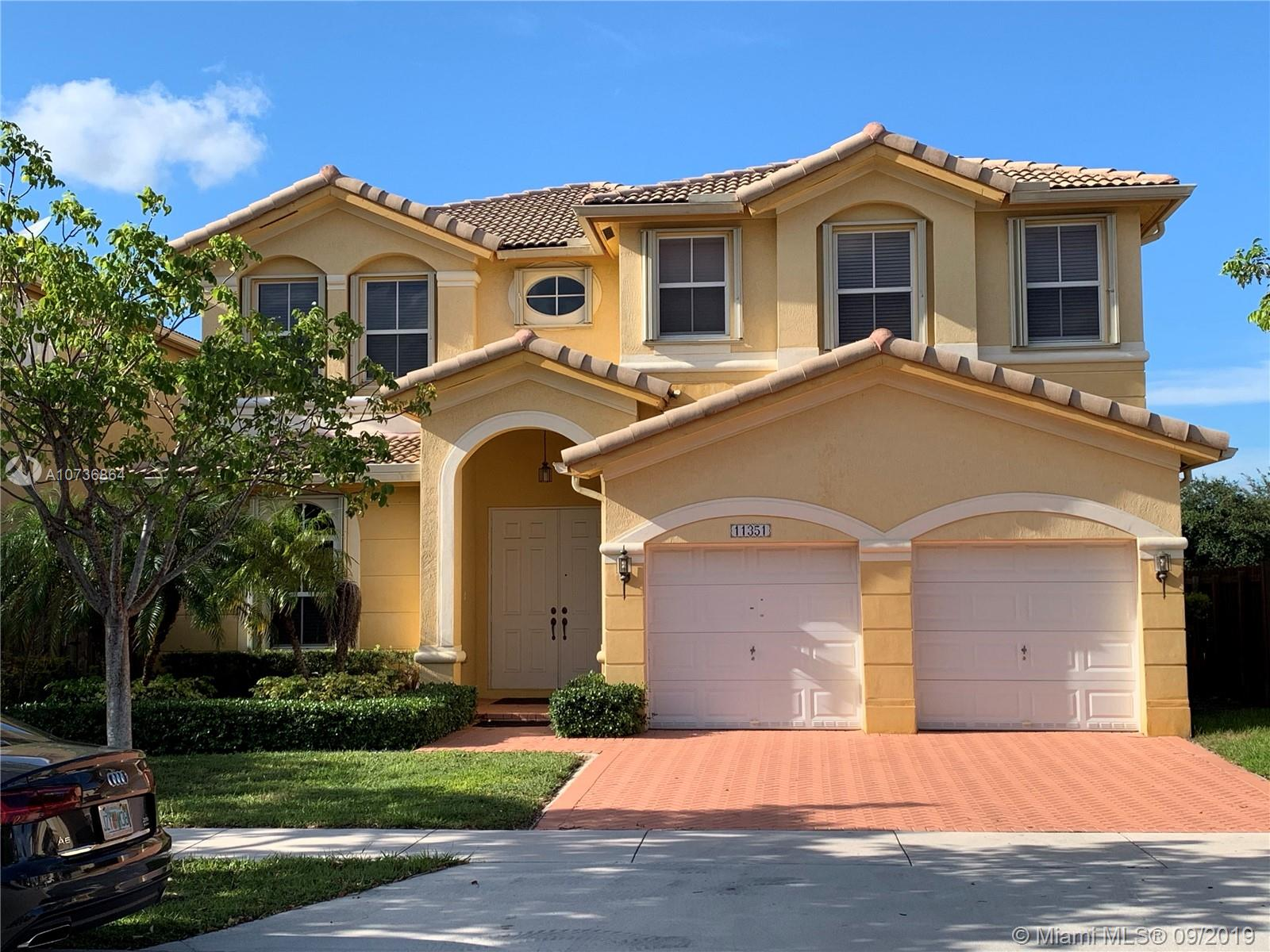 11351 NW 82nd Ter  For Sale A10736864, FL