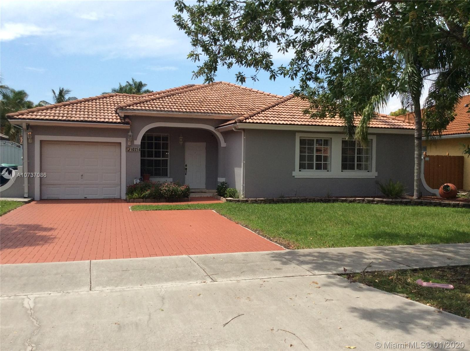 10254 SW 159th Ave  For Sale A10737086, FL
