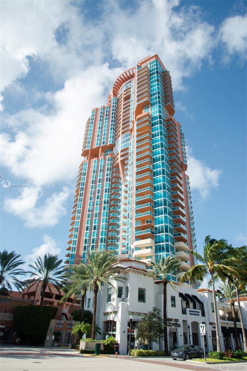 300 S Pointe Dr #1206 For Sale A10735474, FL
