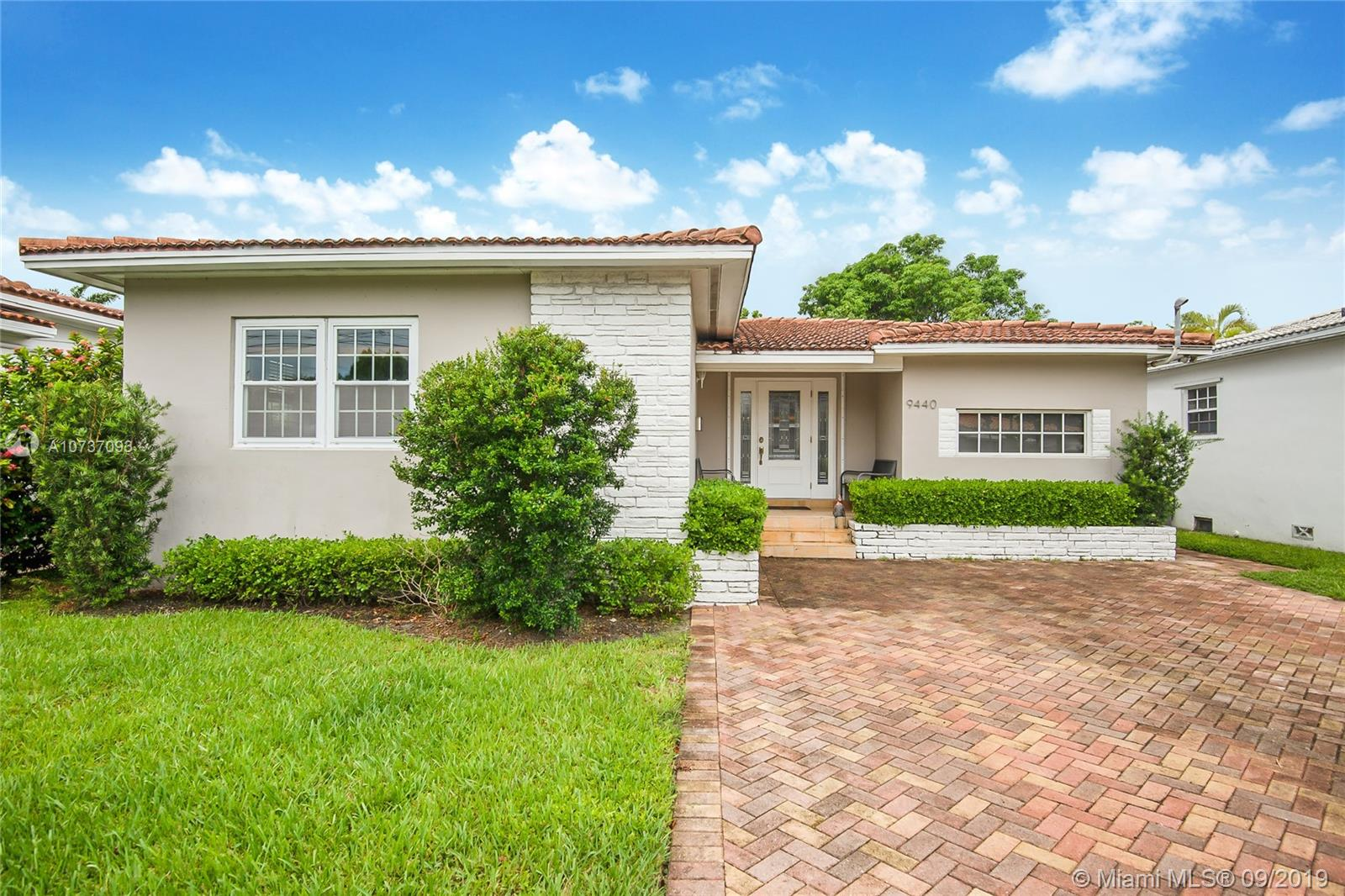 9440  Byron Ave  For Sale A10737093, FL