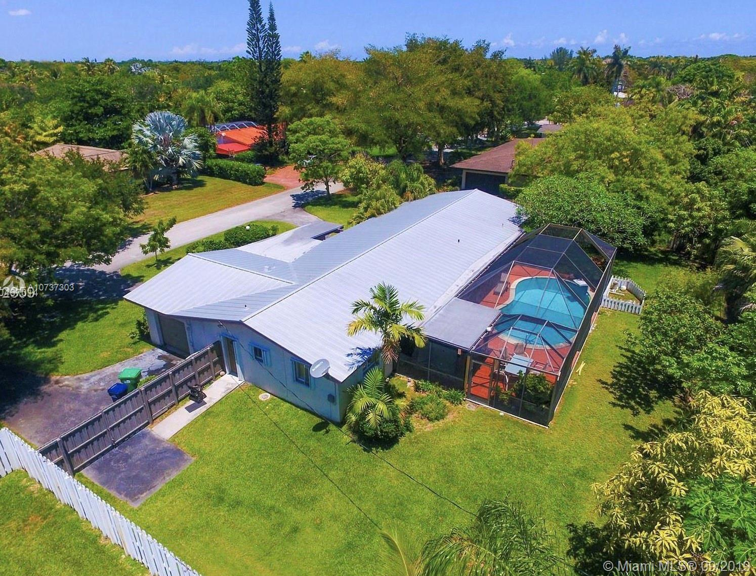 7300 S W 135th Ter  For Sale A10737303, FL