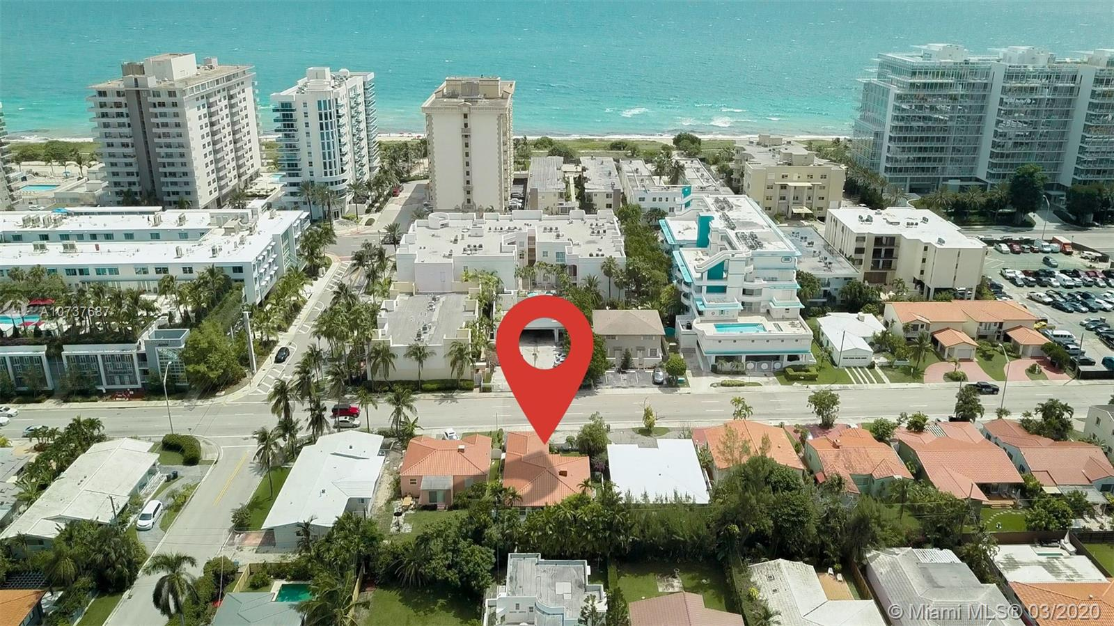 9172  Harding Ave  For Sale A10737687, FL