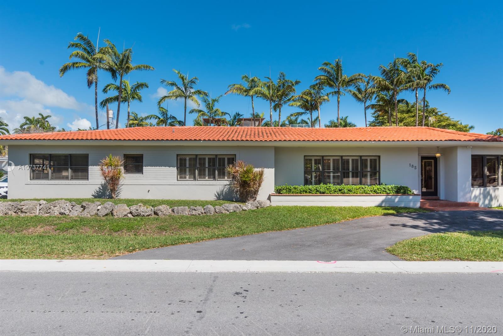 185 S Hibiscus Dr  For Sale A10737741, FL