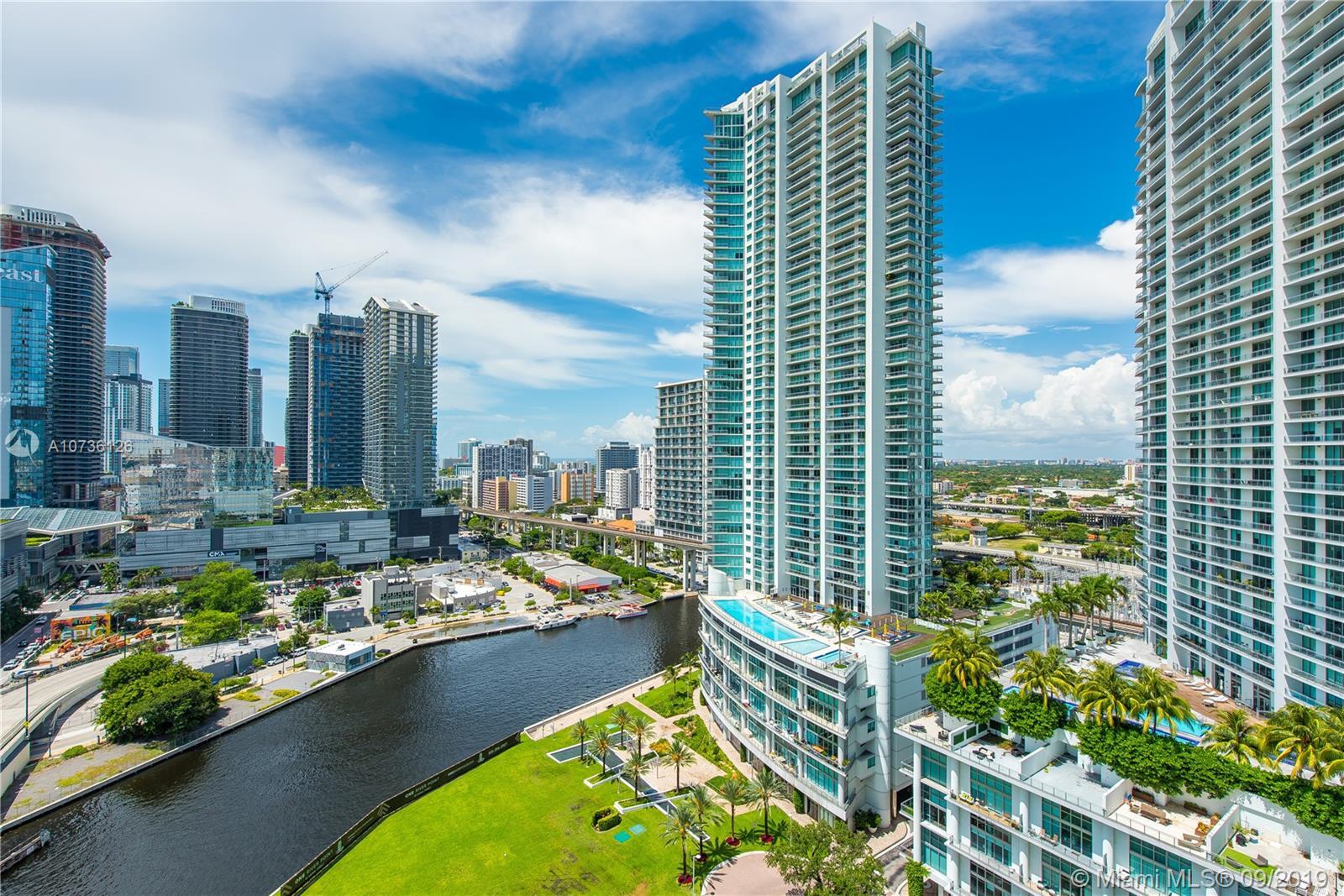350 S Miami Ave #2206 For Sale A10736126, FL