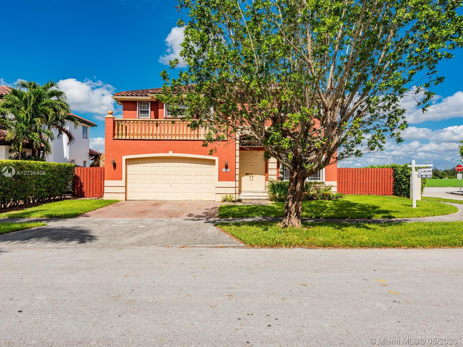 6602 SW 166th Ct  For Sale A10736405, FL