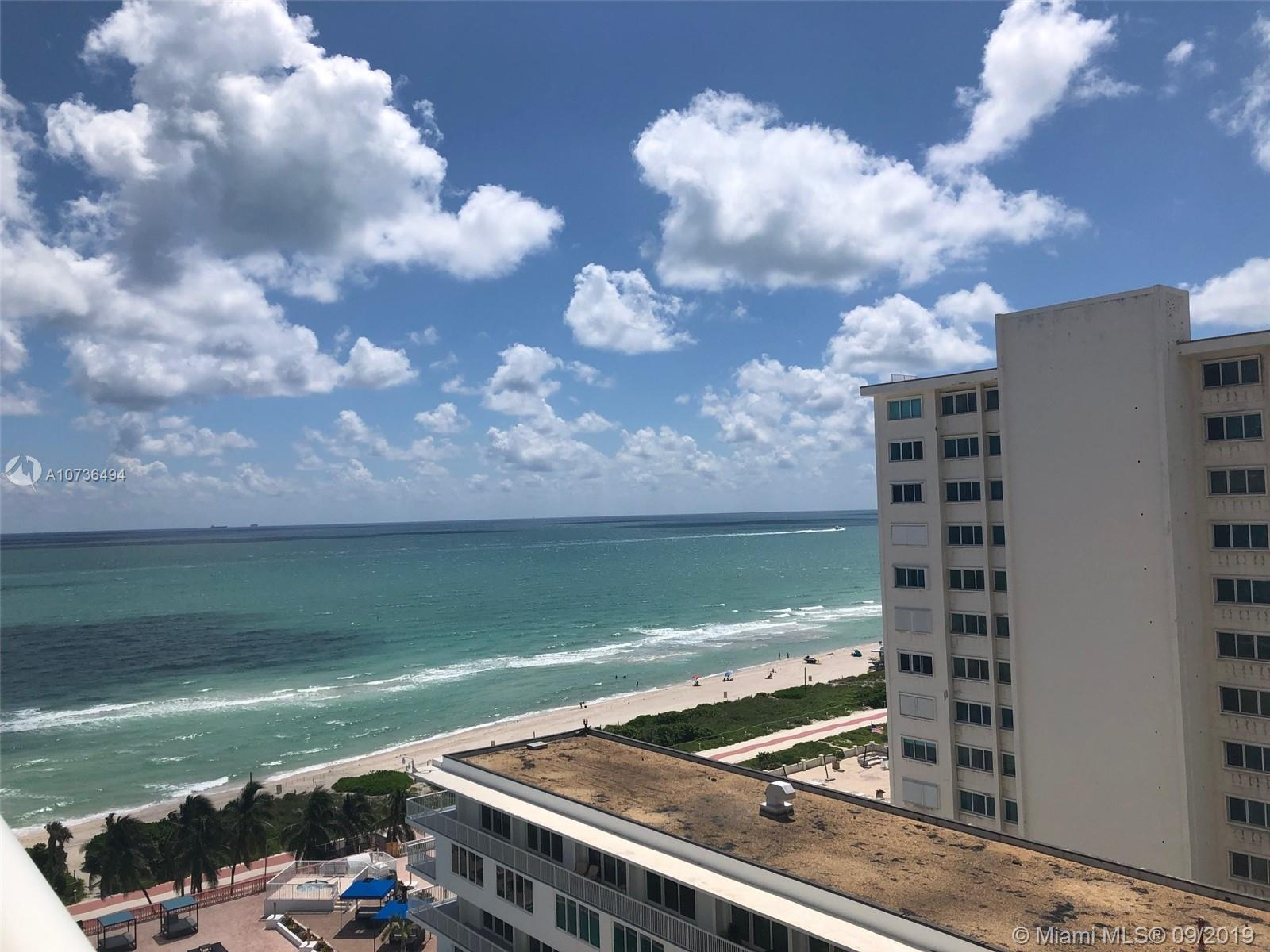 5401  Collins Ave #1016 For Sale A10736494, FL