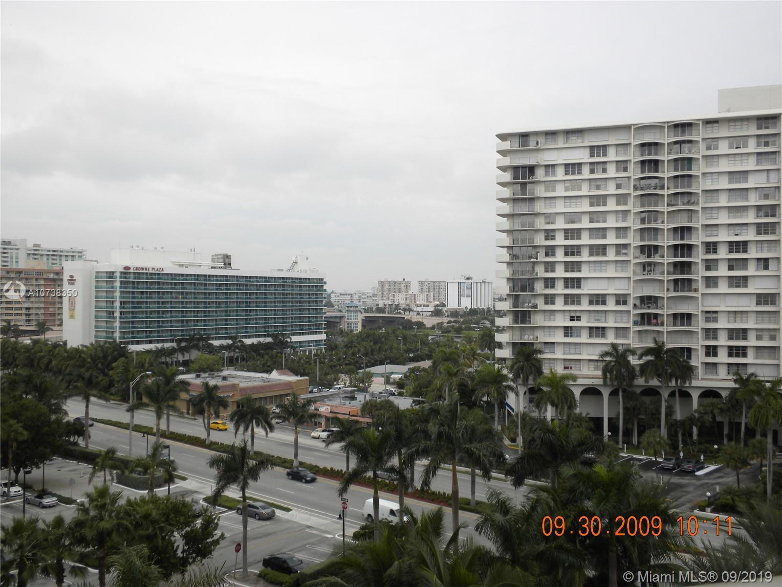 3801 S OCEAN DR #8T For Sale A10738350, FL