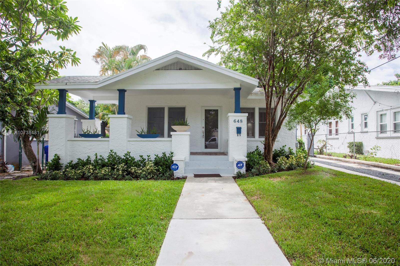 648 NE 71st St  For Sale A10738481, FL