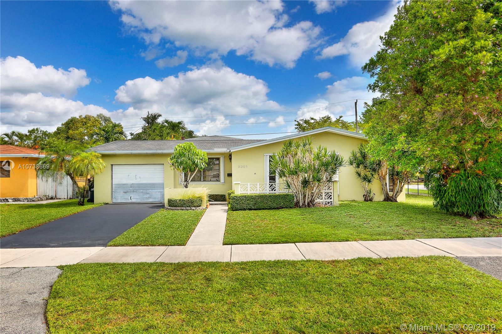 9361 SW 52nd Ter  For Sale A10738669, FL