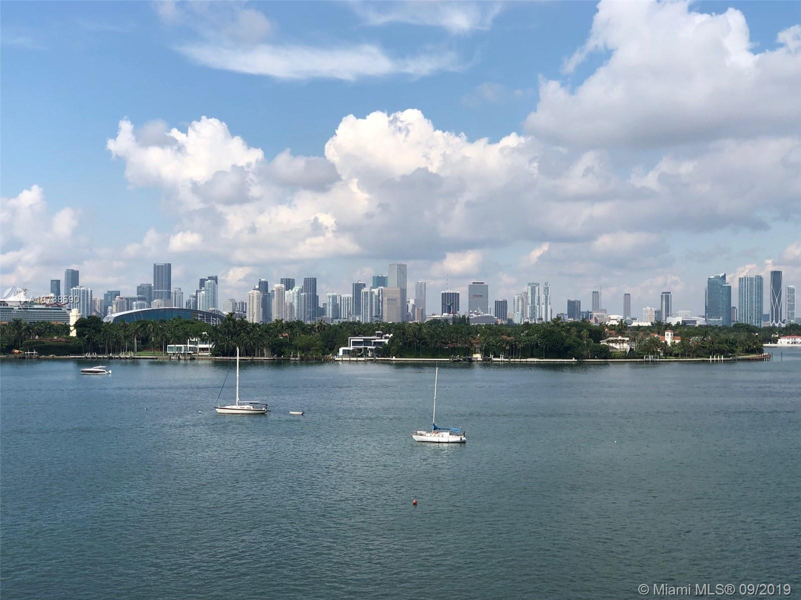1000  West Ave #625 For Sale A10738590, FL