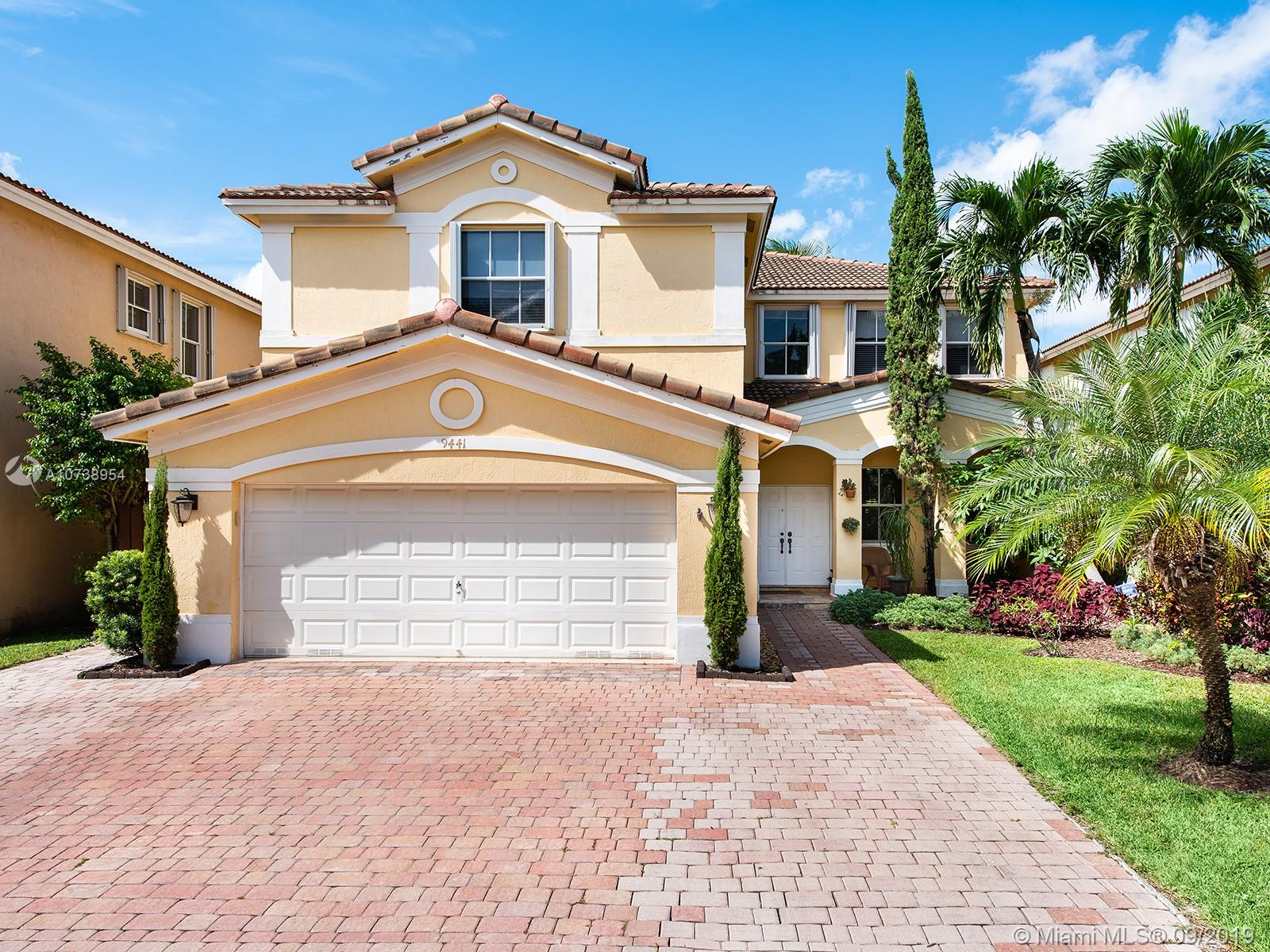 9441 NW 45th St  For Sale A10738954, FL