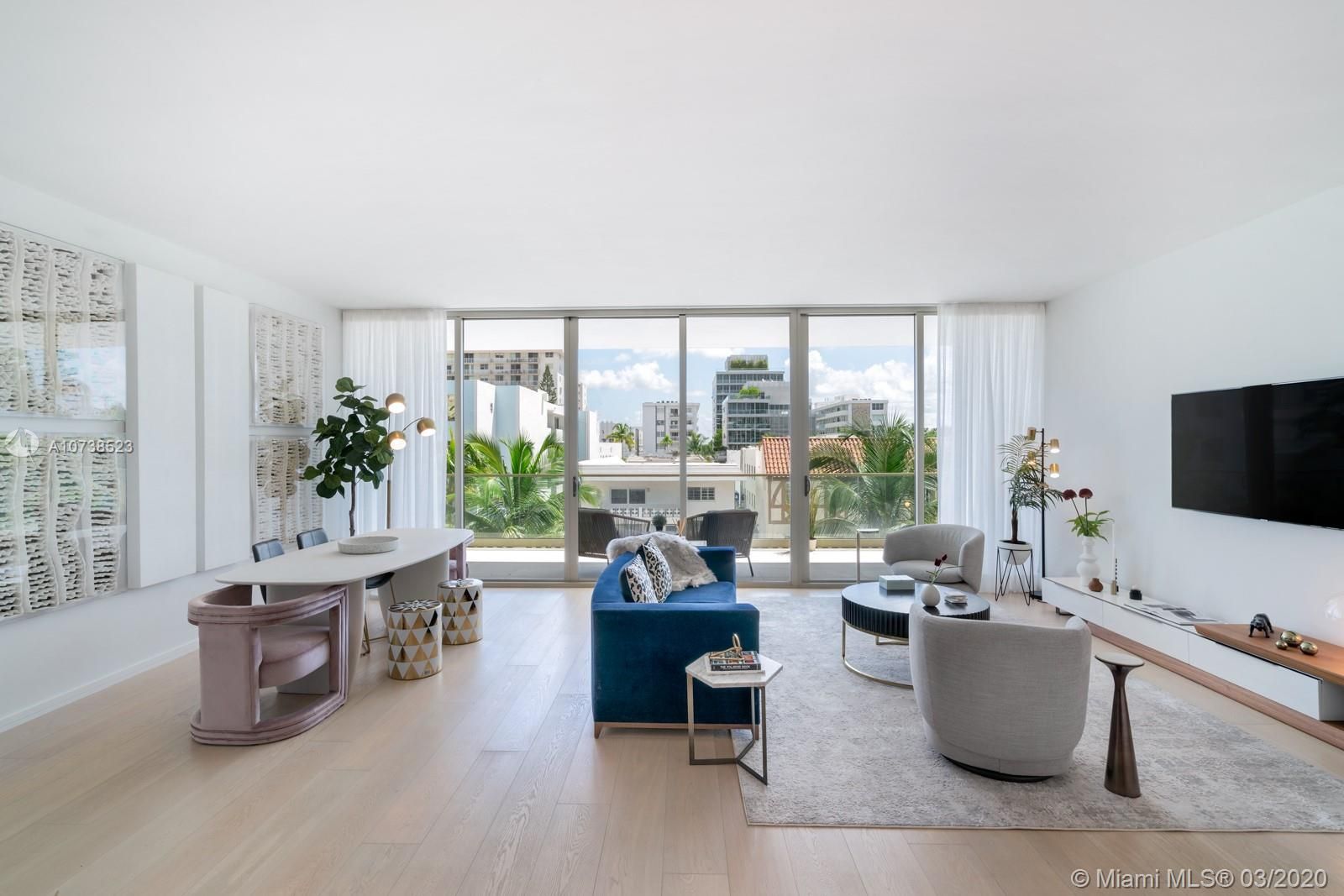 300  Collins Ave #3A For Sale A10738523, FL