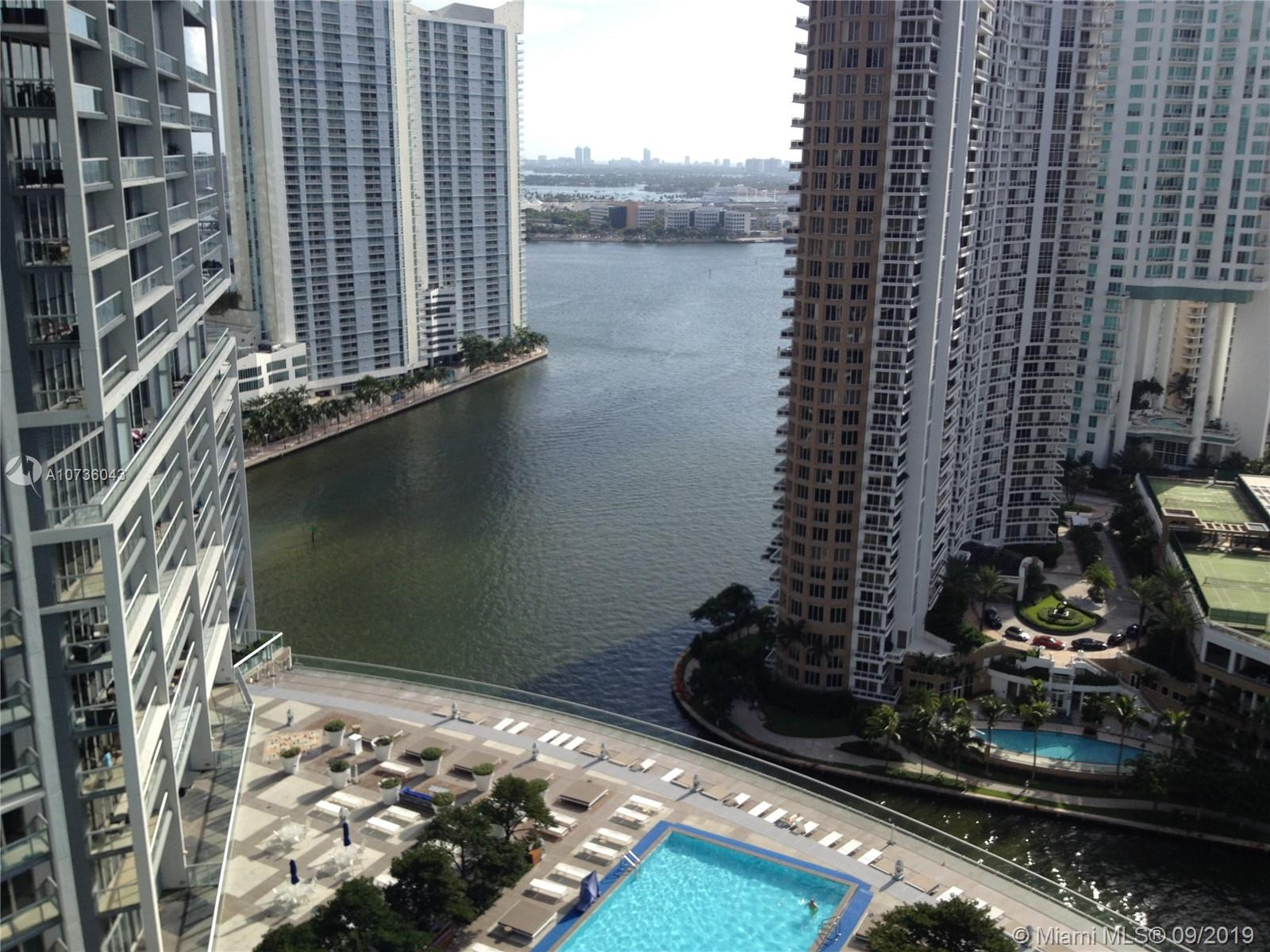 495  BRICKELL AVE #2606 For Sale A10736043, FL