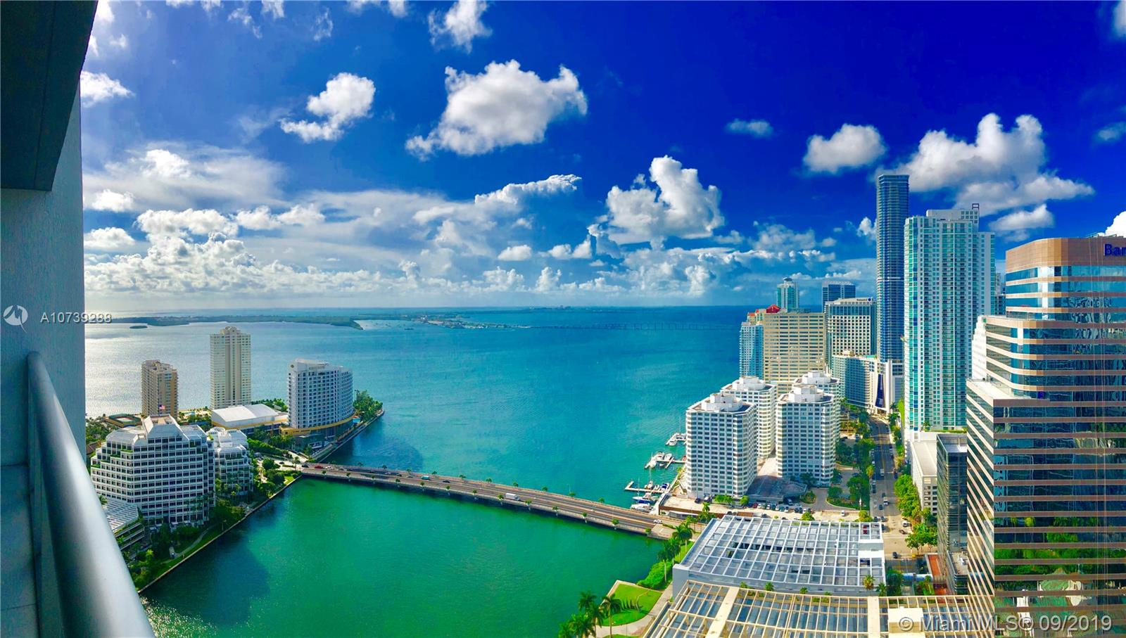 495  Brickell Ave #3907 For Sale A10739288, FL