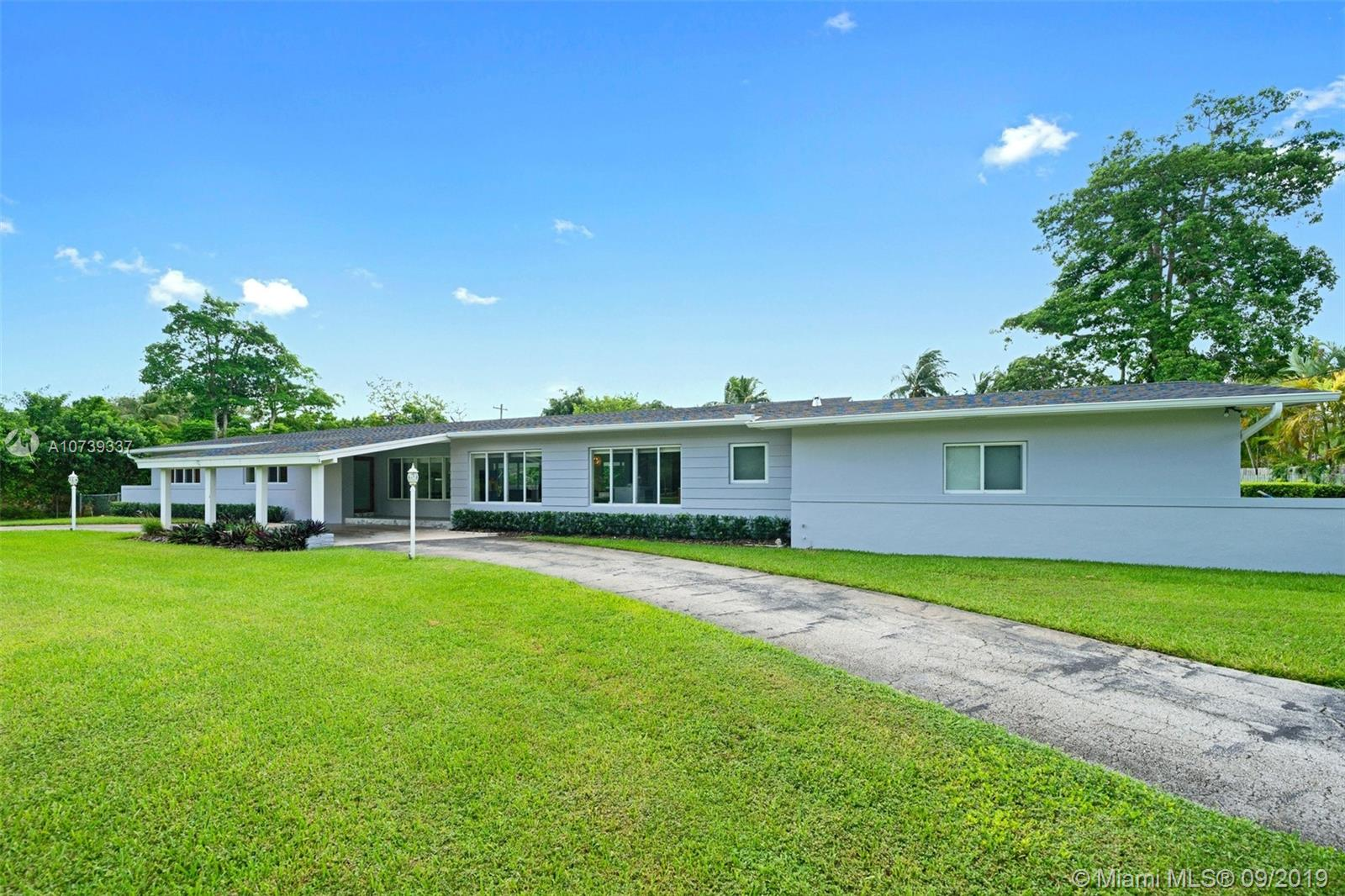 6800 SW 124th St  For Sale A10739337, FL