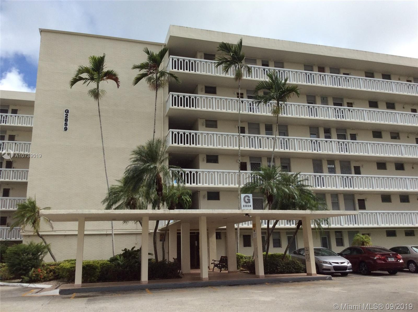 2859  Leonard Dr #G303 For Sale A10739019, FL