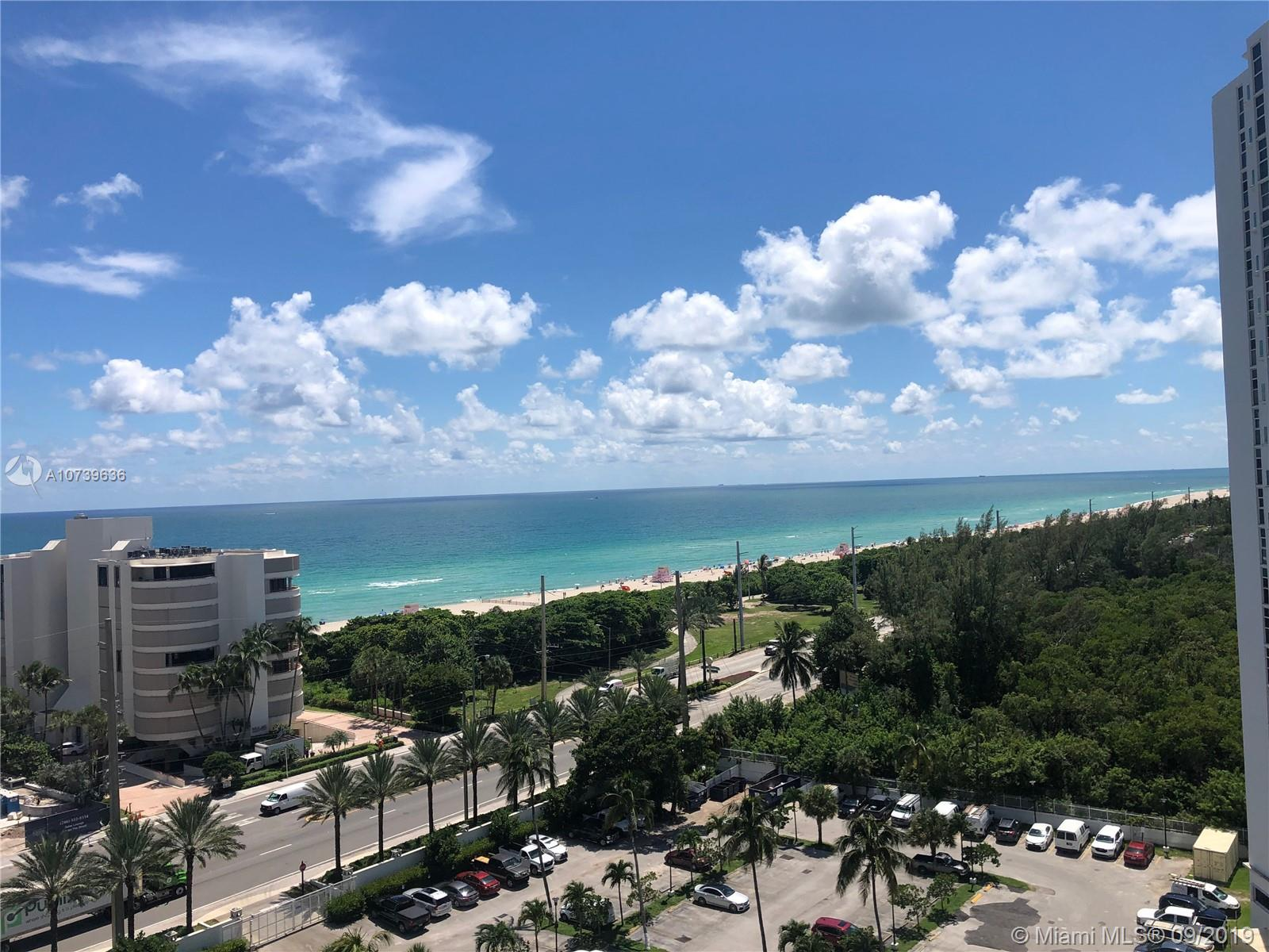 100  Bayview Dr #1207 For Sale A10739636, FL