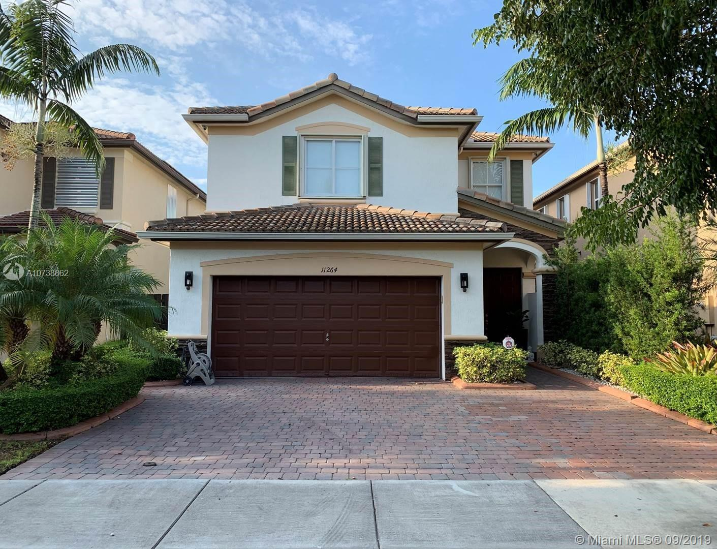 11264 N W 44th Ter  For Sale A10738862, FL