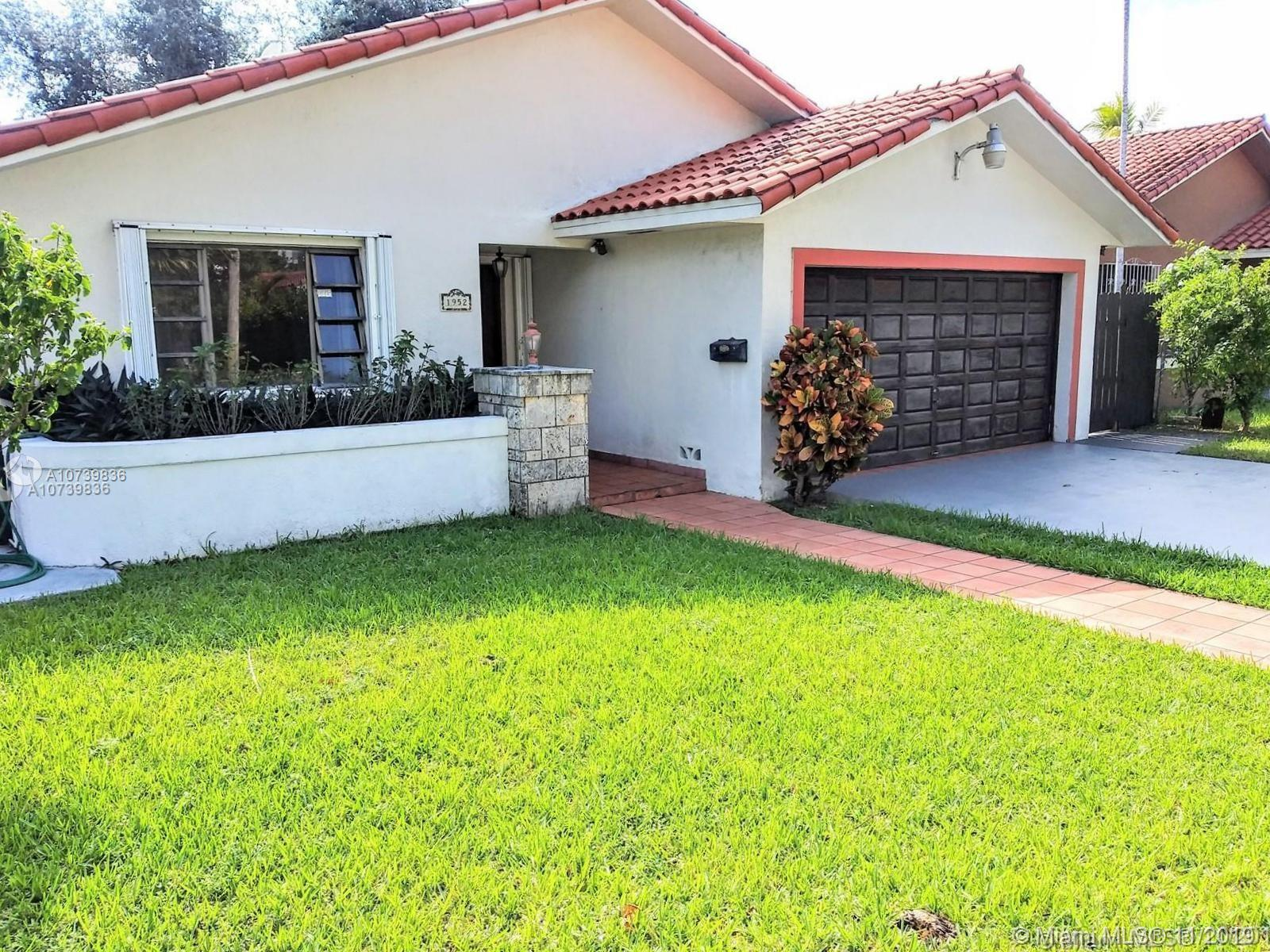 1952 SW 23rd Ter  For Sale A10739836, FL