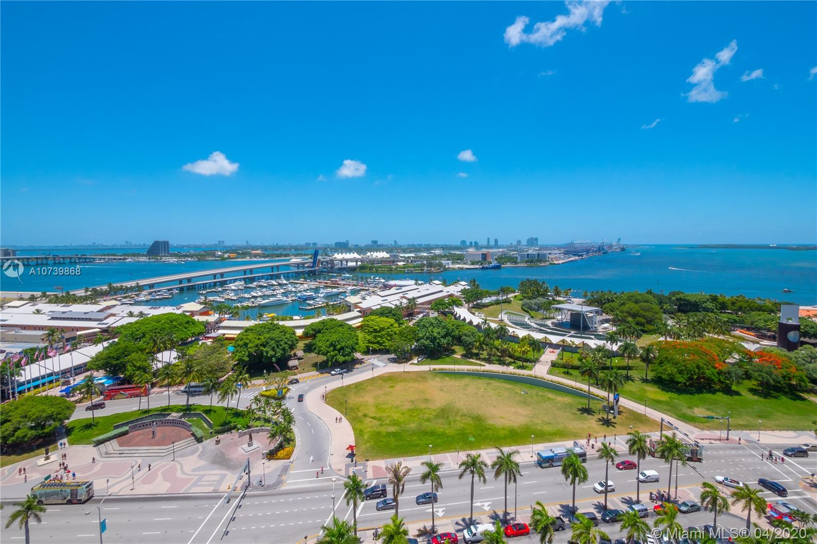 244  Biscayne BLVD #1703 For Sale A10739868, FL
