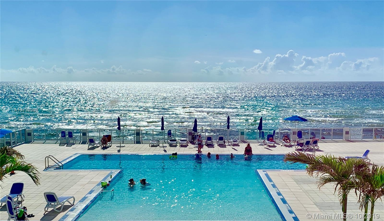 2751 S Ocean Dr #208S For Sale A10739989, FL