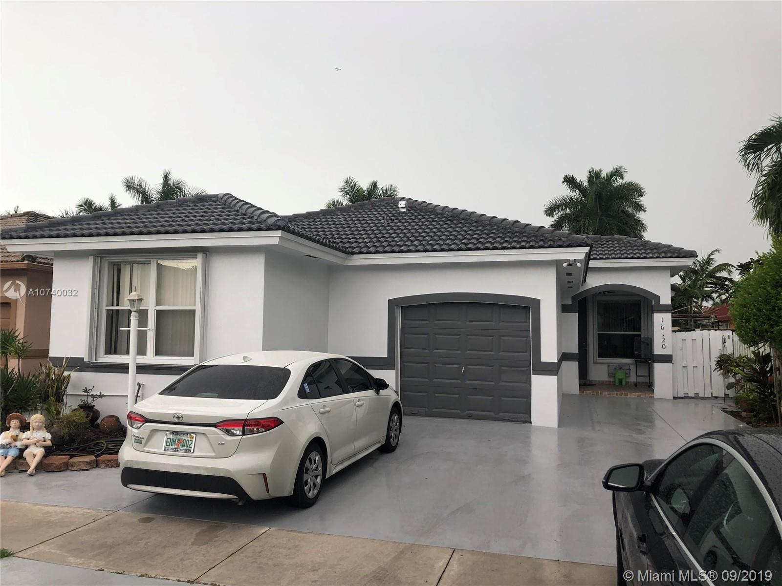16120 SW 69th Ter  For Sale A10740032, FL