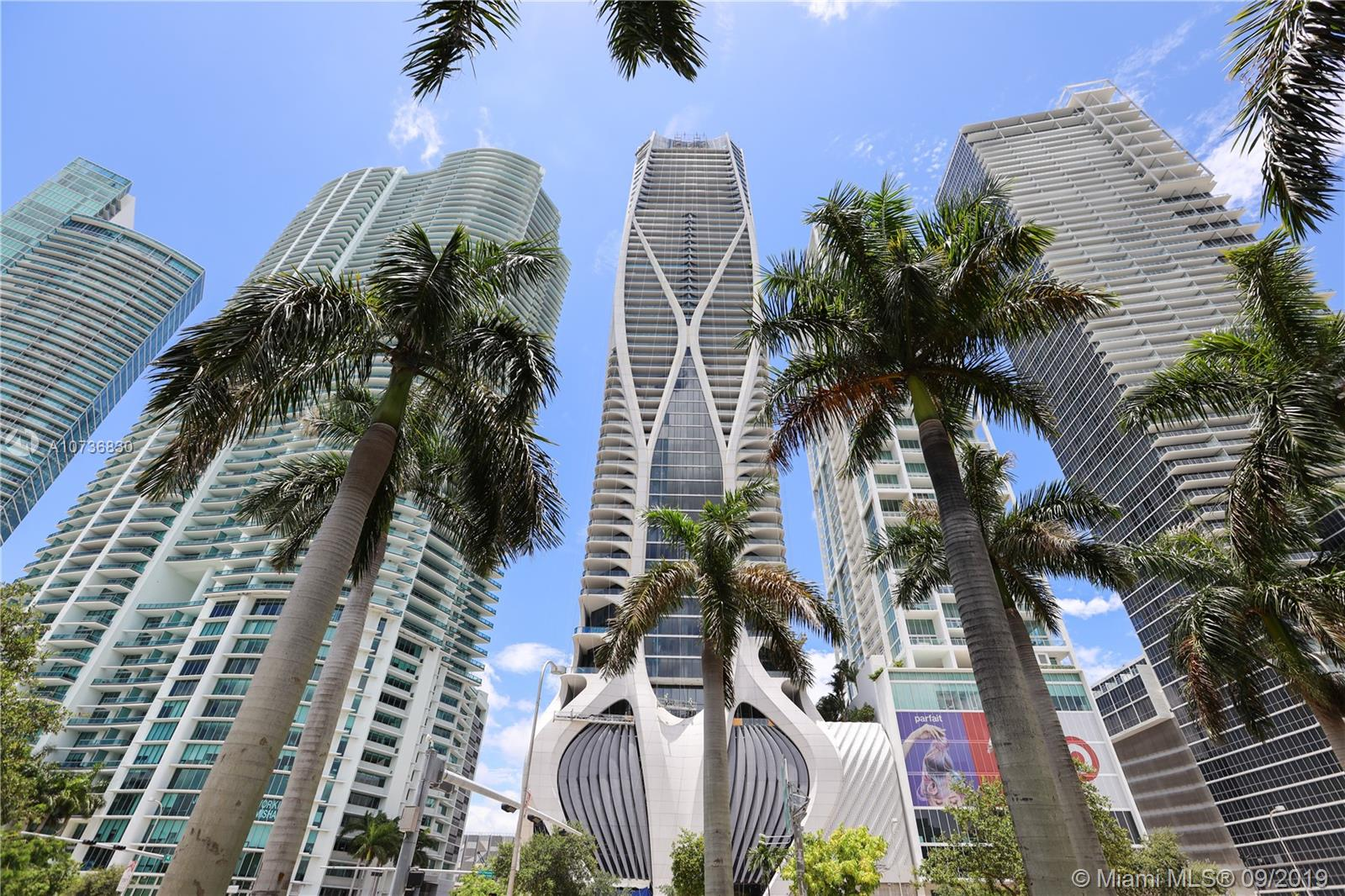 1000  Biscayne Blvd #1502 For Sale A10736830, FL