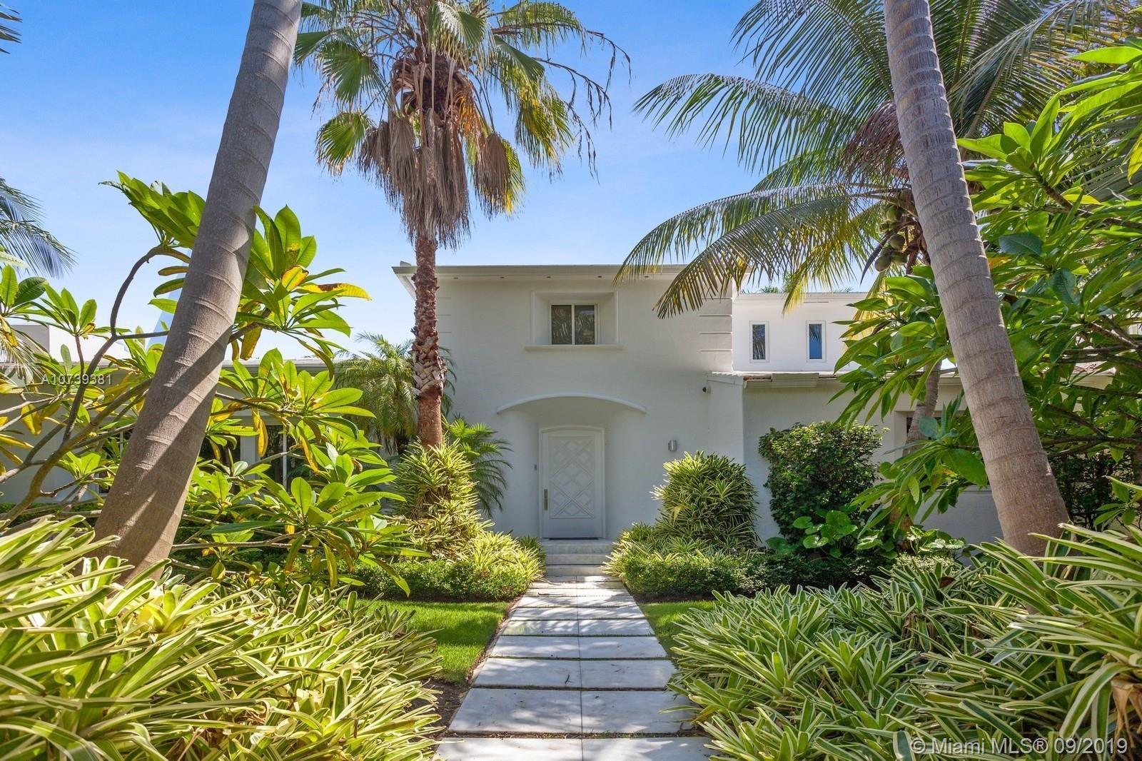 5763 N Bay Rd  For Sale A10739381, FL