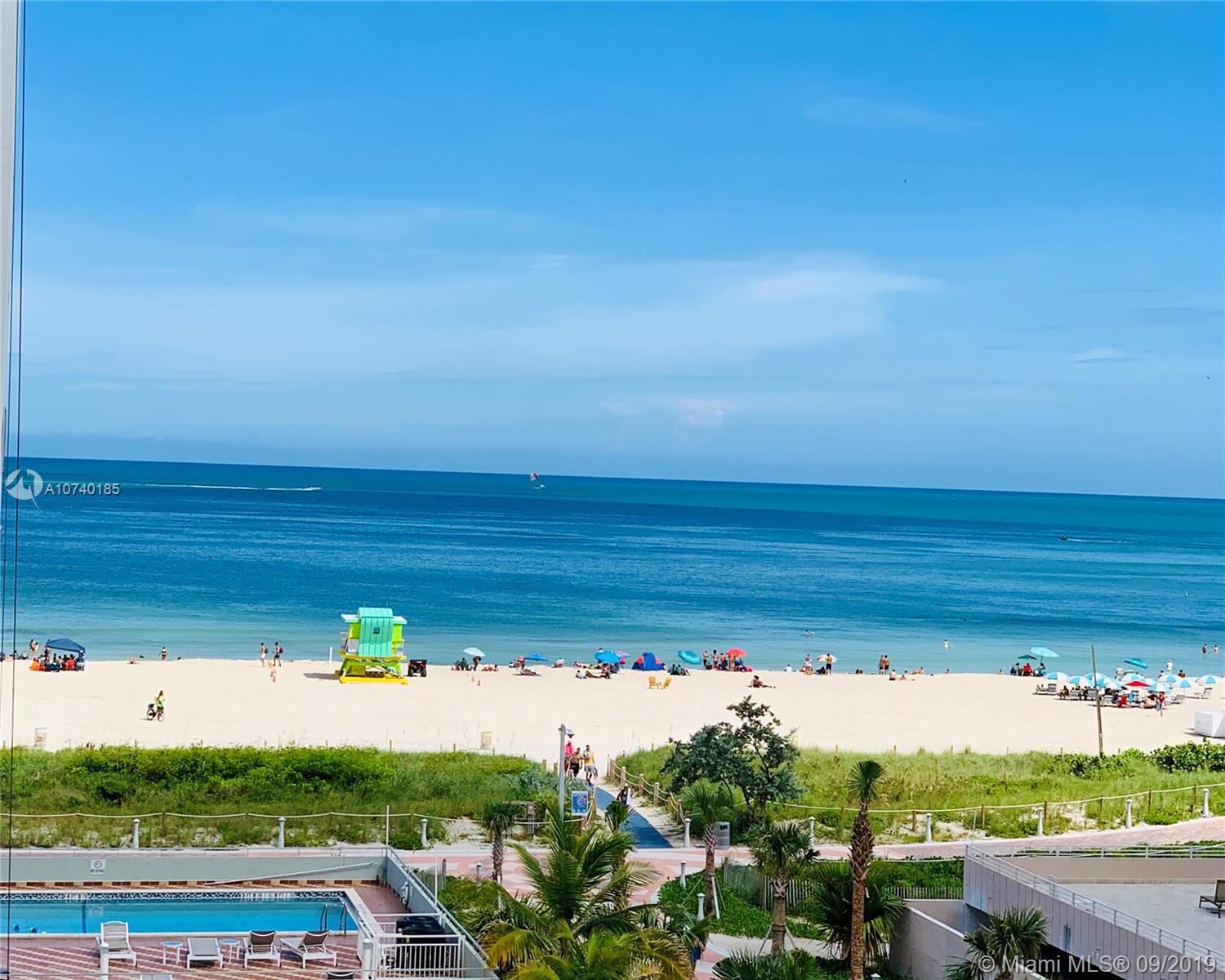 401  Ocean Dr #607 For Sale A10740185, FL