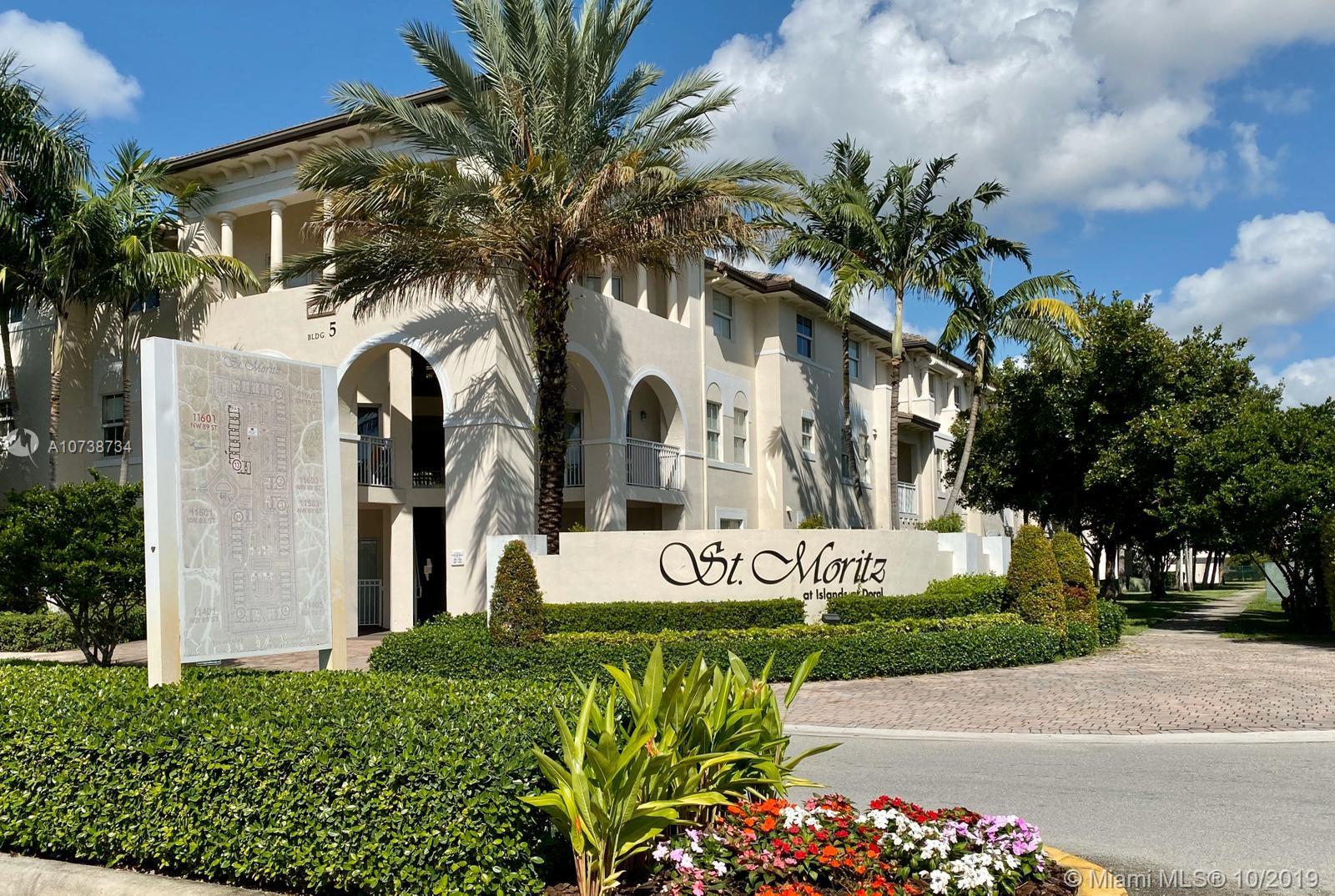 11603 NW 89th St #201 For Sale A10738734, FL