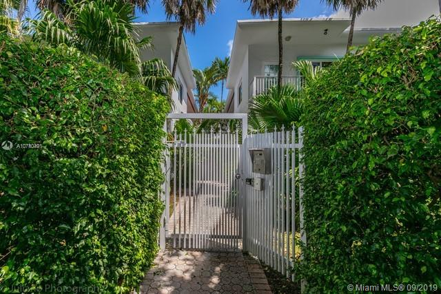 911  Meridian Ave #106 For Sale A10740491, FL