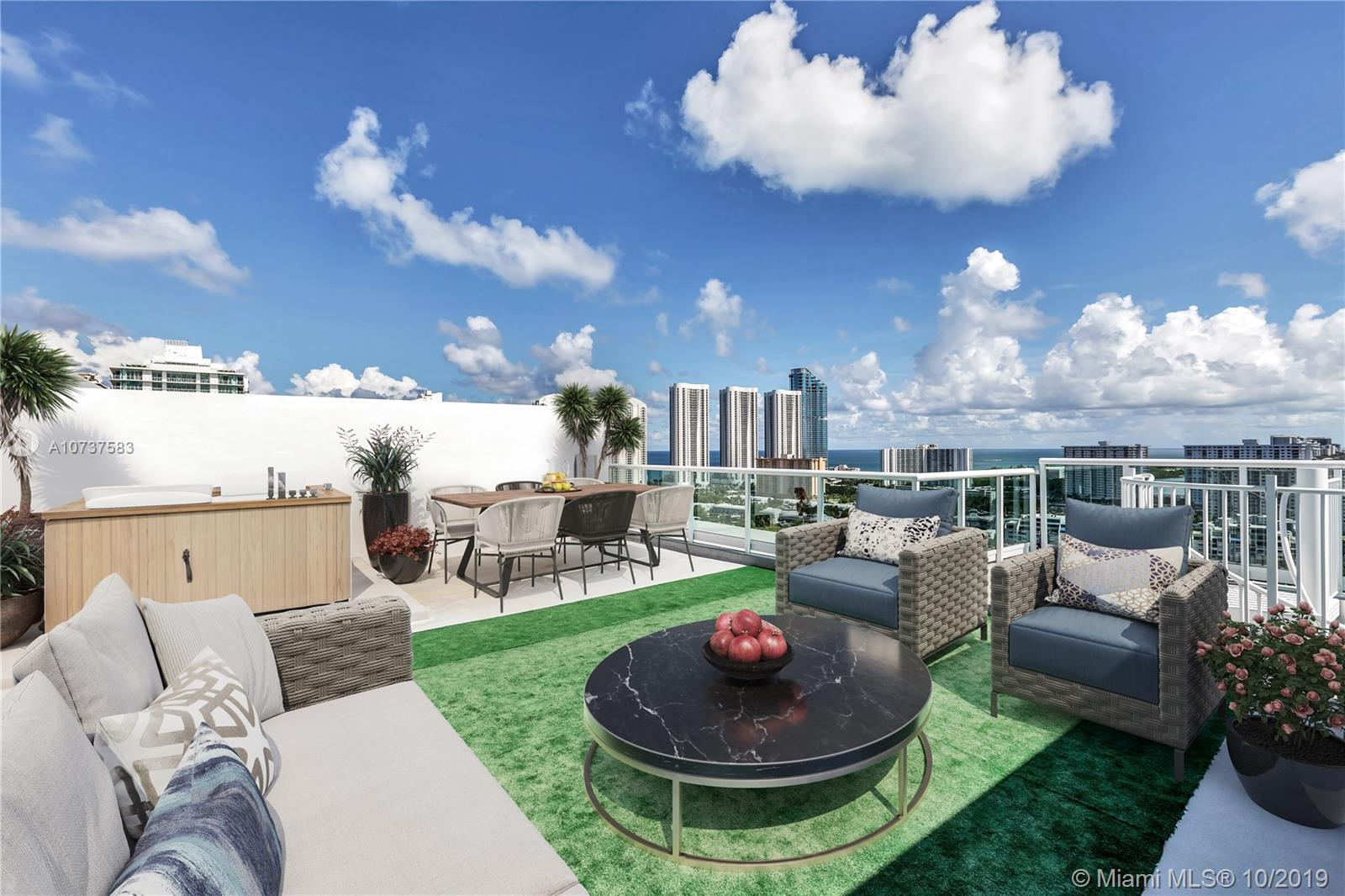 400  Sunny Isles Blvd #PH-02 For Sale A10737583, FL
