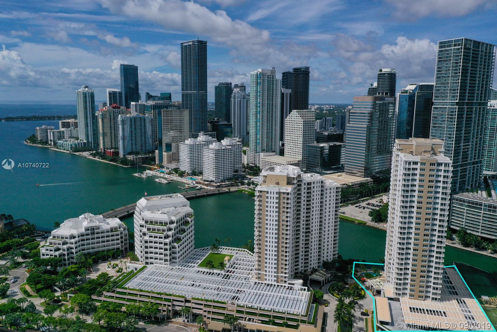 801  Brickell Key Blvd #2202 For Sale A10740722, FL