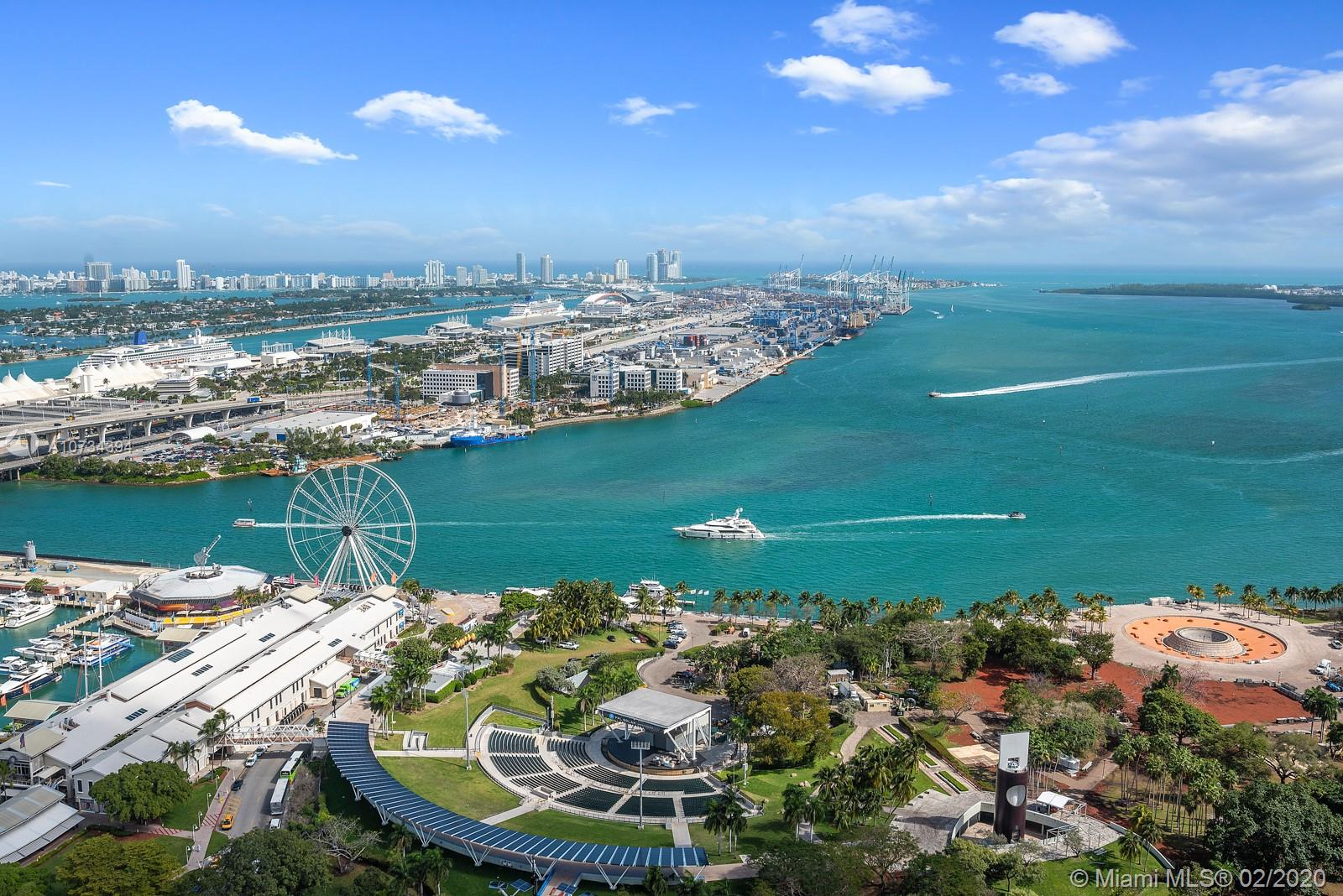 253 NE 2nd St #4203 For Sale A10734394, FL