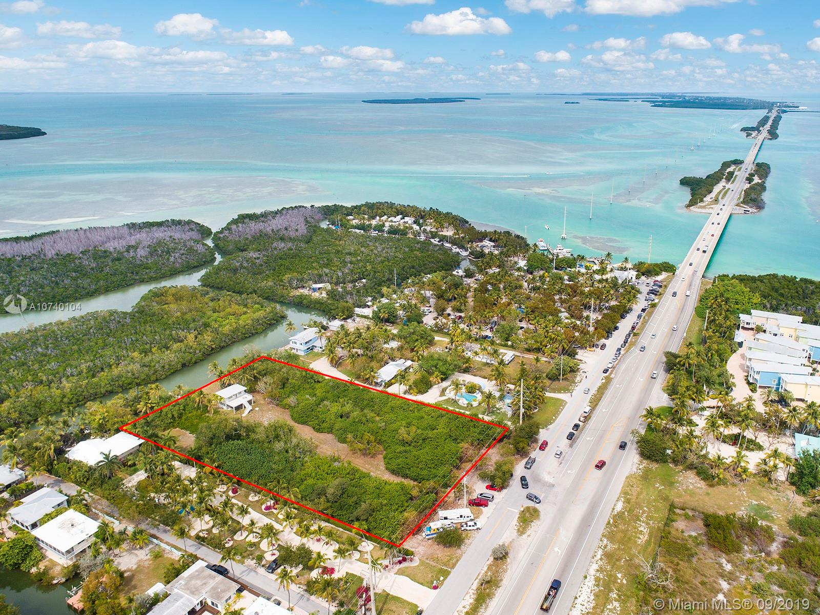 Lot Overseas Hwy  For Sale A10740104, FL