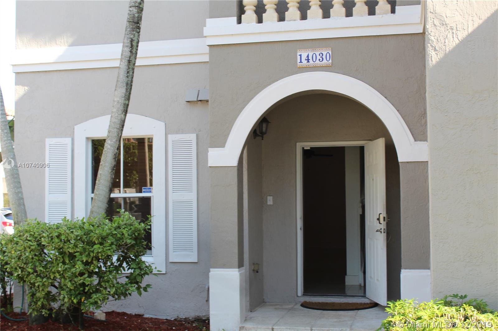 14030 SW 49th St #10 For Sale A10740906, FL