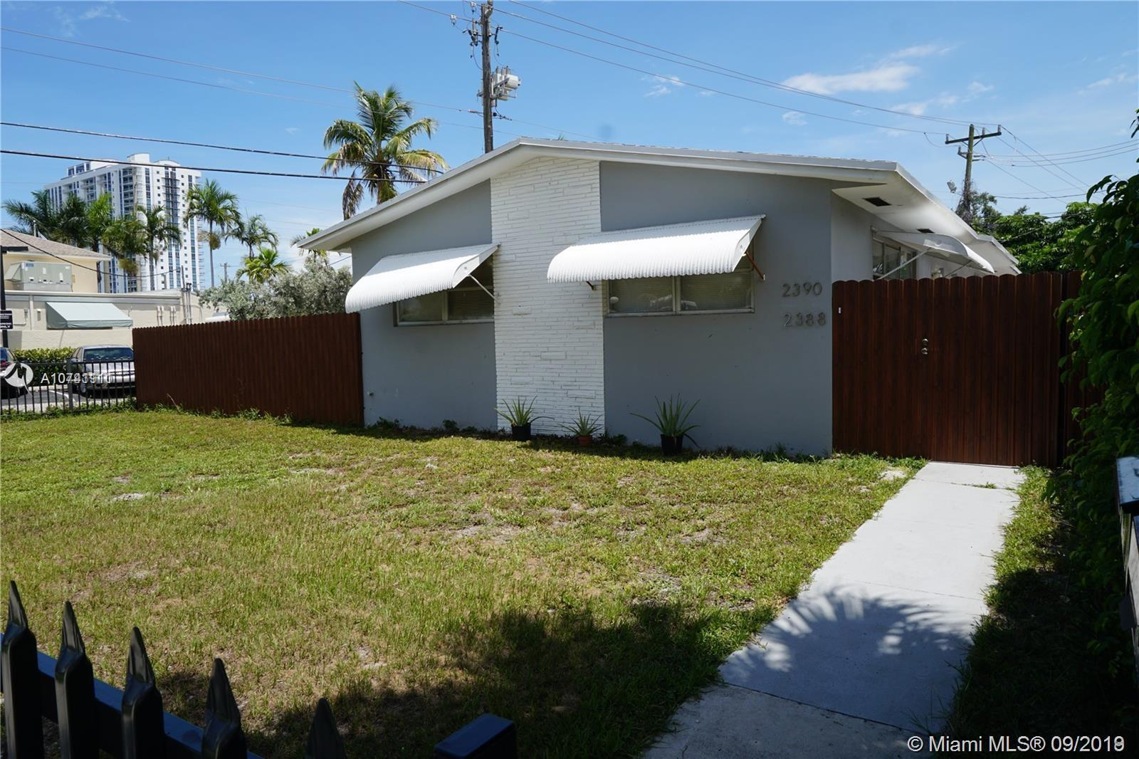 2388 NE 173rd St  For Sale A10741111, FL