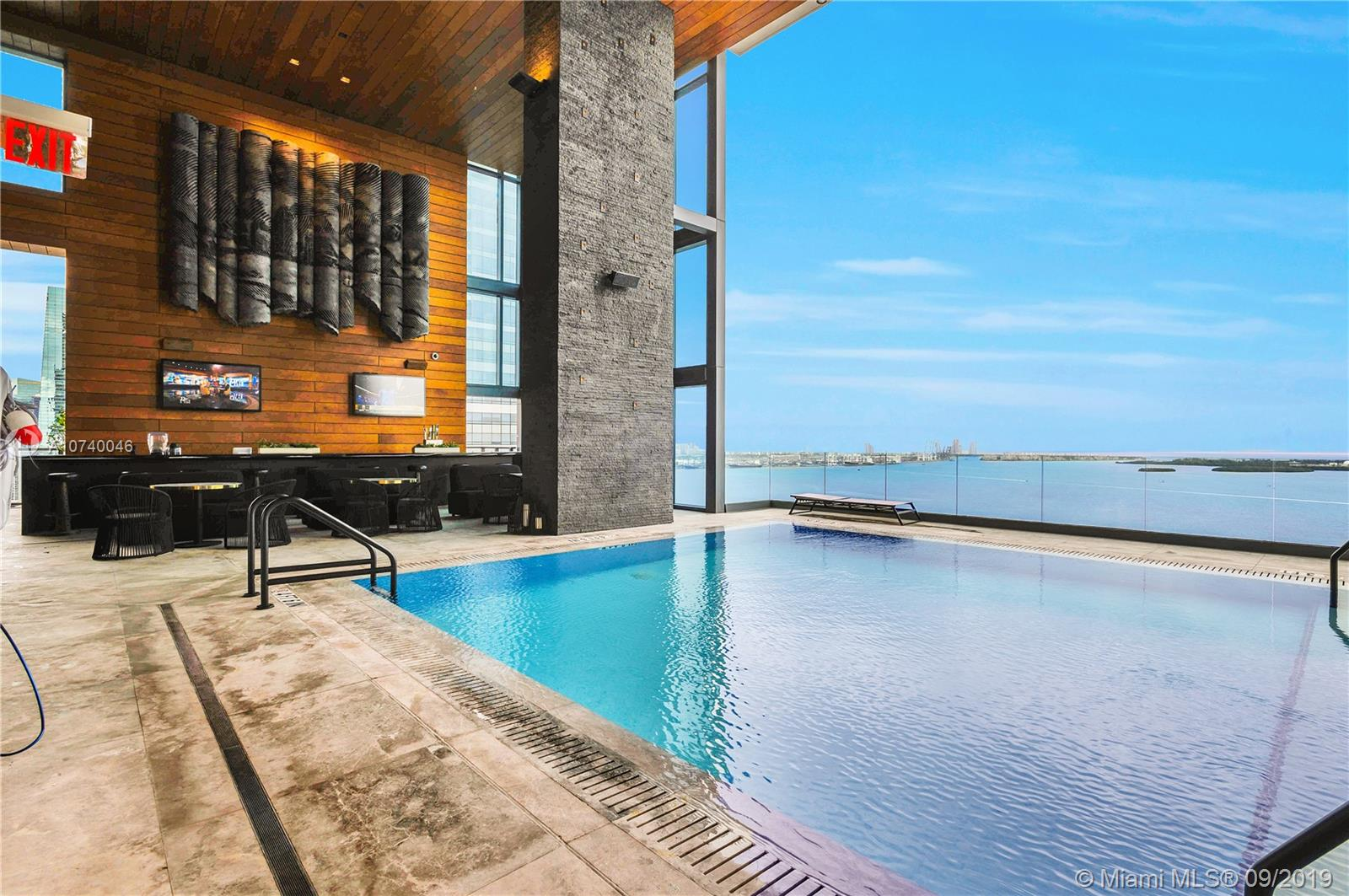 1451  Brickell Ave #1605 For Sale A10740046, FL